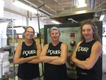Mean Mugs Pottery Co. is a women-owned business in Salt Lake City